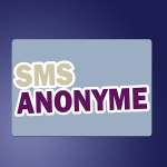 sms anonyme android