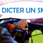 dicter un sms vocal android
